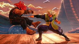 Image for Street Fighter V gets 'Ever-Changing Ninja' Zeku today