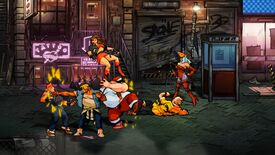 Image for Streets Of Rage 4 brings the classic Sega brawler series out of retirement