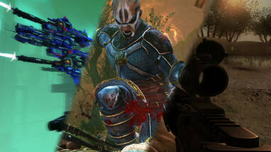 Image for Steam Free Weekend-o-rama: Jets vs. Vampires vs. Soldiers