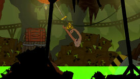 Image for Co-op physics platforming monstrosity Struggling is out now