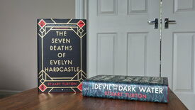 Stuart Turton's books The Seven Deaths Of Evelyn Hardcastle and The Devil In The Dark Water