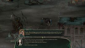 Image for Stygian: Reign Of The Old Ones is about coping with terrible reality