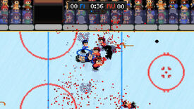 Image for Headbutt the pucking ref in Super Blood Hockey