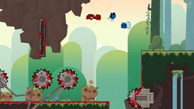 Image for Super Meat Boy Forever won't meet you this April, boy