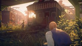 """Image for Hitman 2 gives me the """"I shouldn't be here"""" butterflies"""