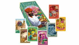 Image for Jaipur is a jewel of a card game about the power of camels