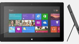Image for Microsoft Surface Pro Uses Two-Thirds Storage For Itself