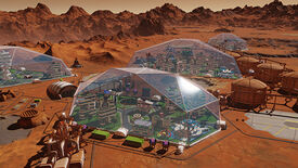 Image for Surviving Mars 'Curiosity' update teaches old domes new tricks