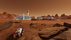 Image for Surviving Mars: Space Race expansion blasts off next week