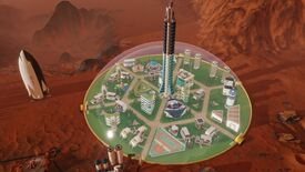 Image for Meteors rain on the Red Planet in Surviving Mars trailer