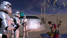 Image for SOE's Next Game 'Dedicated' To Star Wars Galaxies Fans