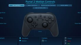 Image for Steam Input adds native Switch Pro Controller support