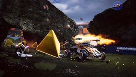 Image for Vehicular MOBA Switchblade goes free-to-play