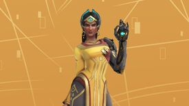 Image for Overwatch's latest short story finally gives Symmetra and Zenyatta more lore
