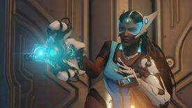 Image for Symmetra getting two ultimates in huge Overwatch buff