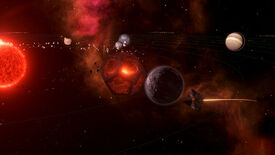 Image for Rise up against the meatbags in Stellaris' Synthetic Dawn DLC this month
