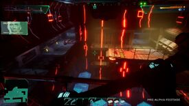 Image for The System Shock remake drips with neon nostalgia in new footage