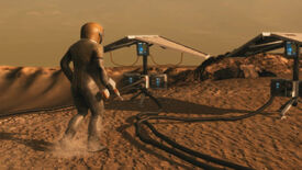 Image for Take On Mars Goes Electric With Power Update
