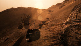Image for Sate Your Curiosity: A Take On Mars Trailer