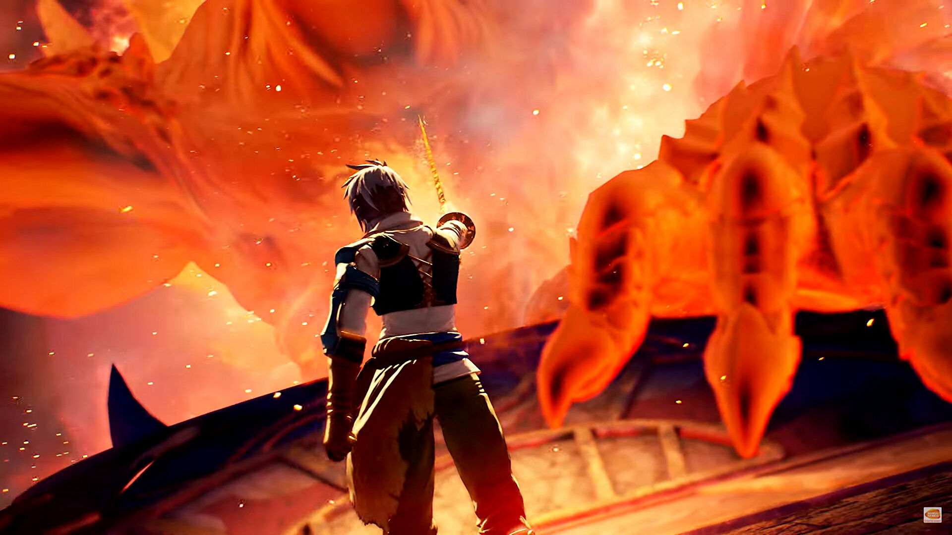 Tales Of Arise resurfaces with a new trailer after a long delay
