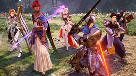 The cast of Tales Of Arise