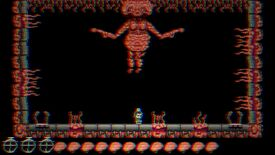 Image for Tamashii is an aggressively unsettling horror platformer