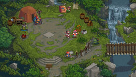 Image for Pretty dungeon crawler Tangledeep hits early access this month
