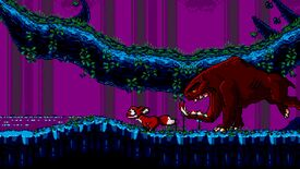 Image for New Mega Drive puzzle platformer Tanglewood is out today on PC too