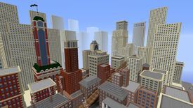 Image for Gallery Trip: Tate Worlds' Minecraft Map
