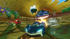Image for Team Sonic Racing power-slides into stores today