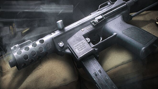 The Tec-9 in Warzone