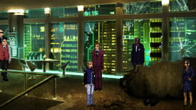 Image for Dystopian Pointy Clicks: Wadjet Announce Technobabylon