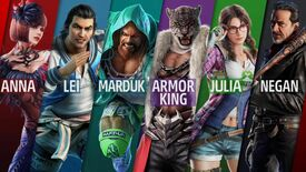 Image for Armor King and Marduk come to Tekken 7 today (and Julia is on her way)