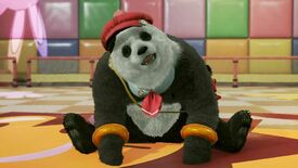 Image for The best Tekken player in the world is a panda