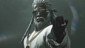 Image for Tekken 7's new character is Ip Man with dreadlocks