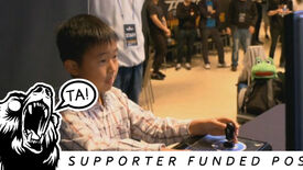 Image for This kid at a Korean Tekken tourney deserves respect
