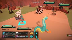 Image for Temtem Rhoulder: location of this elusive earth rhino