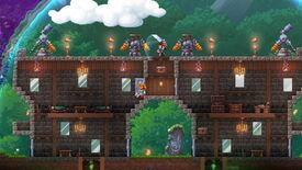 Image for Sandbox spinoff Terraria: Otherworld has been cancelled