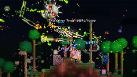 """Image for Terraria Dev: """"Time to move on""""; Fans: """"Nooooooo!"""""""