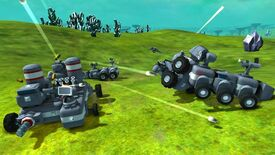 Image for Feverishly Assembling: TerraTech Enters Early Access