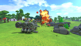Image for TerraTech trundles out of early access