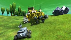 Image for TerraTech: Build A Tank, Kill Other Tanks