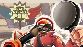 Image for Ready Steady Pan is a TF2 tournament where you can only attack with frying pans