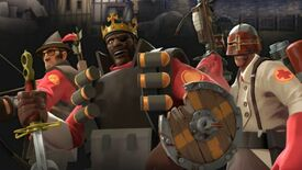 Image for TF2 Aussie Christmas Upate Is, Er, Medieval