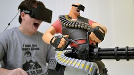 Image for If It's Any Consolation, Oculus Rift Will Stay PC-Only