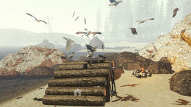 Image for The (New) Forest: First Update Adds Sharks, Better Ponds
