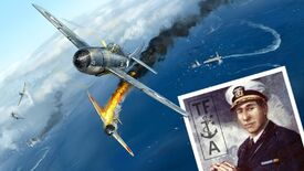 Image for The Flare Path talks Task Force Admiral