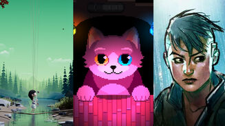 Image for TFI Friday: three indie puzzle games with slightly melancholy vibe