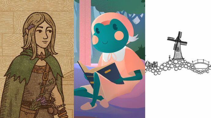 Image for TFI Friday: 3 new indie games about soaking things in water