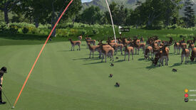 Image for The Golf Club Drives To The Green, Is Released Now